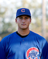 Austin Kirk - AZL Cubs - 2009 Arizona League.Photo by:  Bill Mitchell/Four Seam Images..