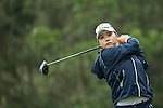 Yoon Ji Cho of South Korea tees off the 14th hole during Round 2 of the World Ladies Championship 2016 on 11 March 2016 at Mission Hills Olazabal Golf Course in Dongguan, China. Photo by Victor Fraile / Power Sport Images