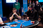 Brian Rast and Phil Hellmuth