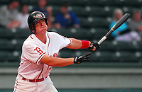 30 August 2007: Paul Smyth of the Greenville Drive, Class A South Atlantic League affiliate of the Boston Red Sox, in a game against the Augusta GreenJackets at West End Field in Greenville, S.C. Photo by:  Tom Priddy/Four Seam Images