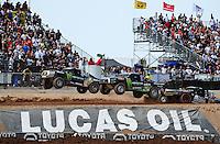 18-20 March 2011, Chandler, Arizona, USA Johnny Greaves, Rick Huseman, Toyota Tundra ©2011, Mark J. Rebilas
