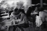 "Lincoln Road Nights<br /> From ""Miami Nights"" series<br /> Miami Beach, Feb 2011"