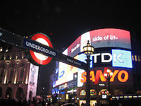Picadilly Circus, London