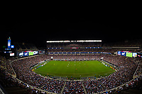 PHILADELPHIA, PA - AUGUST 29: A general view of Lincoln Financial Field during a game between Portugal and USWNT at Lincoln Financial Field on August 29, 2019 in Philadelphia, PA.