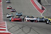 Pirelli World Challenge<br /> Grand Prix of Texas<br /> Circuit of The Americas, Austin, TX USA<br /> Saturday 2 September 2017<br /> Ryan Eversley/ Tom Dyer<br /> World Copyright: Richard Dole/LAT Images<br /> ref: Digital Image RD_COTA_PWC_17234