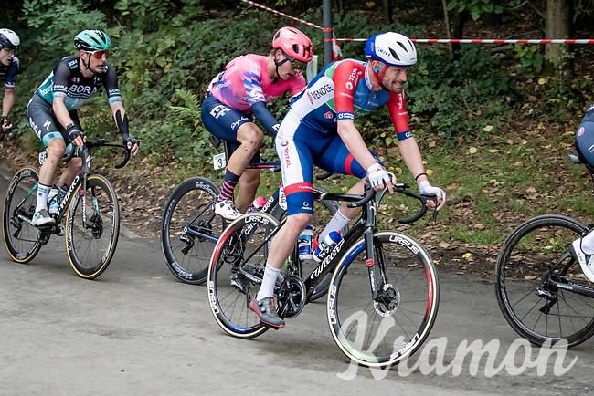 Adrien Petit (FRA/Total - Direct Energie)<br /> <br /> 104th Ronde van Vlaanderen 2020 (1.UWT)<br /> 1 day race from Antwerpen to Oudenaarde (BEL/243km) <br /> <br /> ©kramon