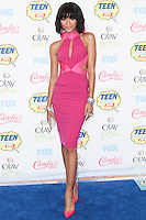 LOS ANGELES, CA, USA - AUGUST 10: Zendaya arrives at the Teen Choice Awards 2014 held at The Shrine Auditorium on August 10, 2014 in Los Angeles, California, United States. (Photo by Celebrity Monitor)