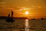 Casco Bay, Maine bass fishing