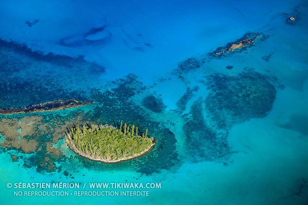 Ile Duroc (Nâ Vi), Sud de l'Ile des Pins, Nouvelle-Calédonie
