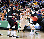 North Dakota State vs IUPUI Summit League Basketball Championship