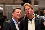 June 3, 2015: Post Position Draw. Dallas Stewert and Richard Migliore. Sue Kawczynski/ESW/CSM