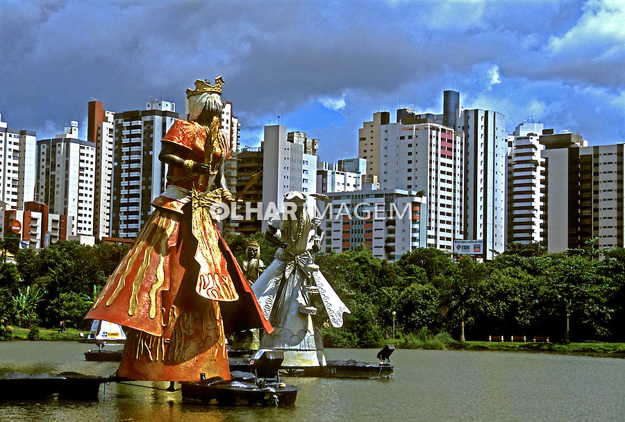 Parque da Vaca Brava em Goiânia, Goiás. 2004. Foto de Daniel Cymbalista.