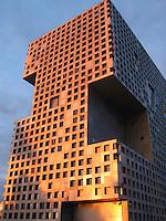 Simmons Hall, MIT, Cambridge, MA