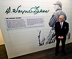 October 31, 2018: Trainer D. Wayne Lukas at the grand unveiling of the exhibit in his name at the Kentucky Derby Museum at Churchill Downs on October 31, 2018 in Louisville, Kentucky. Scott Serio/Eclipse Sportswire/CSM