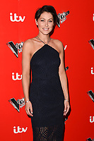Emma Willis<br /> at the launch of The Voice Kids, Madame Tussauds, London. <br /> <br /> <br /> ©Ash Knotek  D3273  06/06/2017