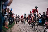 Marcel Sieberg (DEU/Lotto-Soudal) <br /> <br /> 116th Paris-Roubaix (1.UWT)<br /> 1 Day Race. Compiègne - Roubaix (257km)