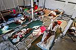 HAITI - PORT AU PRINCE - Cholera outbreak around the country