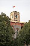 'Belfry Building' Tower, Soochow University Campus.