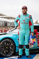 Felipe Fraga, #33 TF Sport Aston Martin Vantage AMR LMGTE Am, 24 Hours of Le Mans , Group Photo, Circuit des 24 Heures, Le Mans, Pays da Loire, France