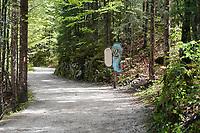 Weg des Klammgeistes - Seefeld 23.05.2021: Leutascher Geisterklamm