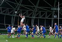 Saturday 12th September 2020 | PRO14 Final - Leinster vs Ulster<br /> <br /> Alan O'Connor during the Guinness PRO14 Final between Leinster ands Ulster at the Aviva Stadium, Lansdowne Road, Dublin, Ireland. Photo by John Dickson / Dicksondigital