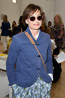 Dame Kristin Scott Thomas<br /> front row at the Jasper Conran London Fashion Week SS18 catwalk show, London<br /> <br /> ©Ash Knotek  D3431  15/09/2018