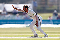 Ed Barnard appeals for Worcestershire during Kent CCC vs Worcestershire CCC, LV Insurance County Championship Division 3 Cricket at The Spitfire Ground on 5th September 2021