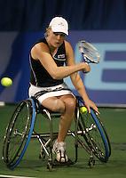 17-11-07, Netherlands, Amsterdam, Wheelchairtennis Masters 2007, Homan