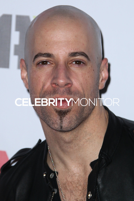 HOLLYWOOD, CA - DECEMBER 01: Chris Daughtry arriving at the 82nd Annual Hollywood Christmas Parade held at Hollywood Boulevard on December 1, 2013 in Hollywood, California. (Photo by Xavier Collin/Celebrity Monitor)
