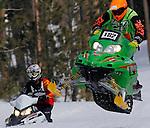 2014 Hillcross Snowmobile Event