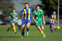 170514 Knockout Cup Women's Football - Kapiti Coast United v Victoria University