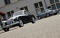 01/05/07 - SAINT ETIENNE - LOIRE - FRANCE - Comparatif MASERATI 3500 GT SUPERLEGGERA de 1960 et JAGUAR XK150 de 1959 - Photo Jerome CHABANNE