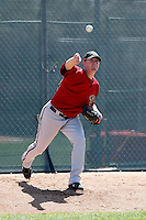 Matthew Elliott - Arizona Diamondbacks - 2009 spring training.Photo by:  Bill Mitchell/Four Seam Images