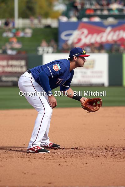 Joey Gallo - Texas Rangers 2016 spring training (Bill Mitchell)