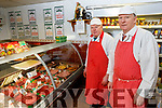 Dan Healy (left) stands with his brother Mike and is closing the door on his business after 26 years in St Brendans Park on Sat February the 15th,