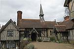 Godstone St Marys Homes Chapel.  Buckinghamshire 2016 Almshouses. 2016 2010s