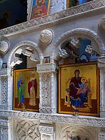 Kloster Motsameta, Imeretien - Imereti;, Georgien, Europa<br /> Monastery Motsameta,  Inereti,  Georgia, Europe