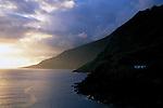 Açores, ilha de Sao Jorge, 2005