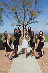 """Official Program Portraits 2013"" | Miss Diamond Bar Pageant | Contestants 2013 | Feb 9, 2013 | AQMD, South Coast Air Quality Management District | Diamond Bar, California | Photo by Joelle Leder Photography Studio © Alexandra Miller Miss Diamond Bar Pageant Queen 2012"