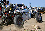 RACE CAR COMPETES in BAJA 250<br />