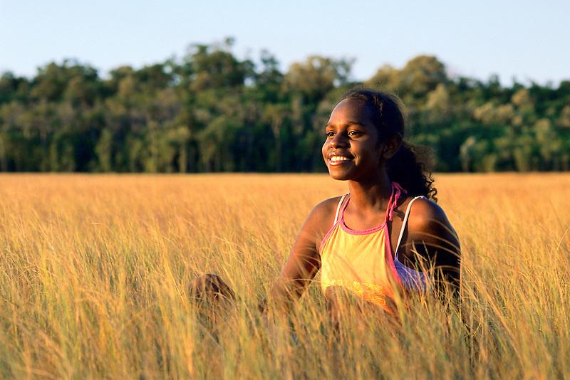 Eloise Yunkaporta, Wanum Clan group, Aurukun, Cape York Peninsula.