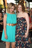 NEW YORK, NY - JULY 25: Abby Elliott and Vanessa Bayer at 'The Campaign' New York Premiere at Sunshine Landmark on July 25, 2012 in New York City. ©RW/MediaPunch Inc. /NortePhoto.com<br /> <br /> **SOLO*VENTA*EN*MEXICO**<br />  **CREDITO*OBLIGATORIO** *No*Venta*A*Terceros*<br /> *No*Sale*So*third* ***No*Se*Permite*Hacer Archivo***No*Sale*So*third*©Imagenes*con derechos*de*autor©todos*reservados*.