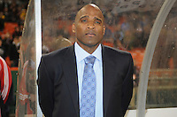 Chicago Fire Head Coach Denis Hamlett Chicago Fire tied  DC United 1-1 at  RFK Stadium, Saturday March 28, 2009.
