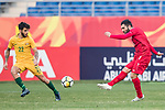 Australia vs Syria during the AFC U23 Championship China 2018 Group D match at Kunshan Sports Center on 11 January 2018, in Kunshan, China. Photo by Yu Chun Christopher Wong / Power Sport Images