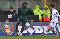 Italy's Molse Kean <br /> Catania 19-11-2019 Stadio Angelo Massimino <br /> UEFA Under 21 European Championship 2021 qualifier group 1 <br /> Italy - Armenia<br /> Photo Carmelo Imbesi / Insidefoto