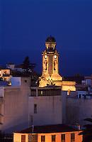 Iglesia Pena de Francia in Puerto de la Cruz. Teneriffa, Kanarische Inseln, Spanien