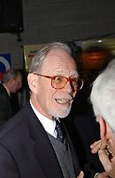 Jacques-Yvan Morin<br /> , Novembre 2001<br /> <br /> PHOTO : Agence Quebec presse