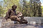 Albert Einstein Statue