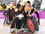 Mike Whitehead, Lima 2019 - Wheelchair Rugby // Rugby en fauteuil roulant.<br />