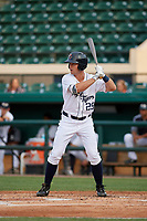 Lakeland Flying Tigers Chad Sedio (29) during a Florida State League game against the St. Lucie Mets on April 24, 2019 at Publix Field at Joker Marchant Stadium in Lakeland, Florida.  Lakeland defeated St. Lucie 10-4.  (Mike Janes/Four Seam Images)